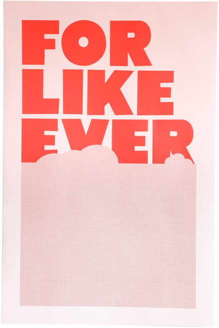 for like ever poster.