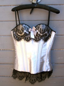 iCollection-Satin-and-Eyelash-Lace-Overlay-corset