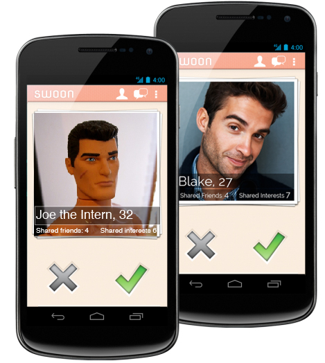 At first sight dating app