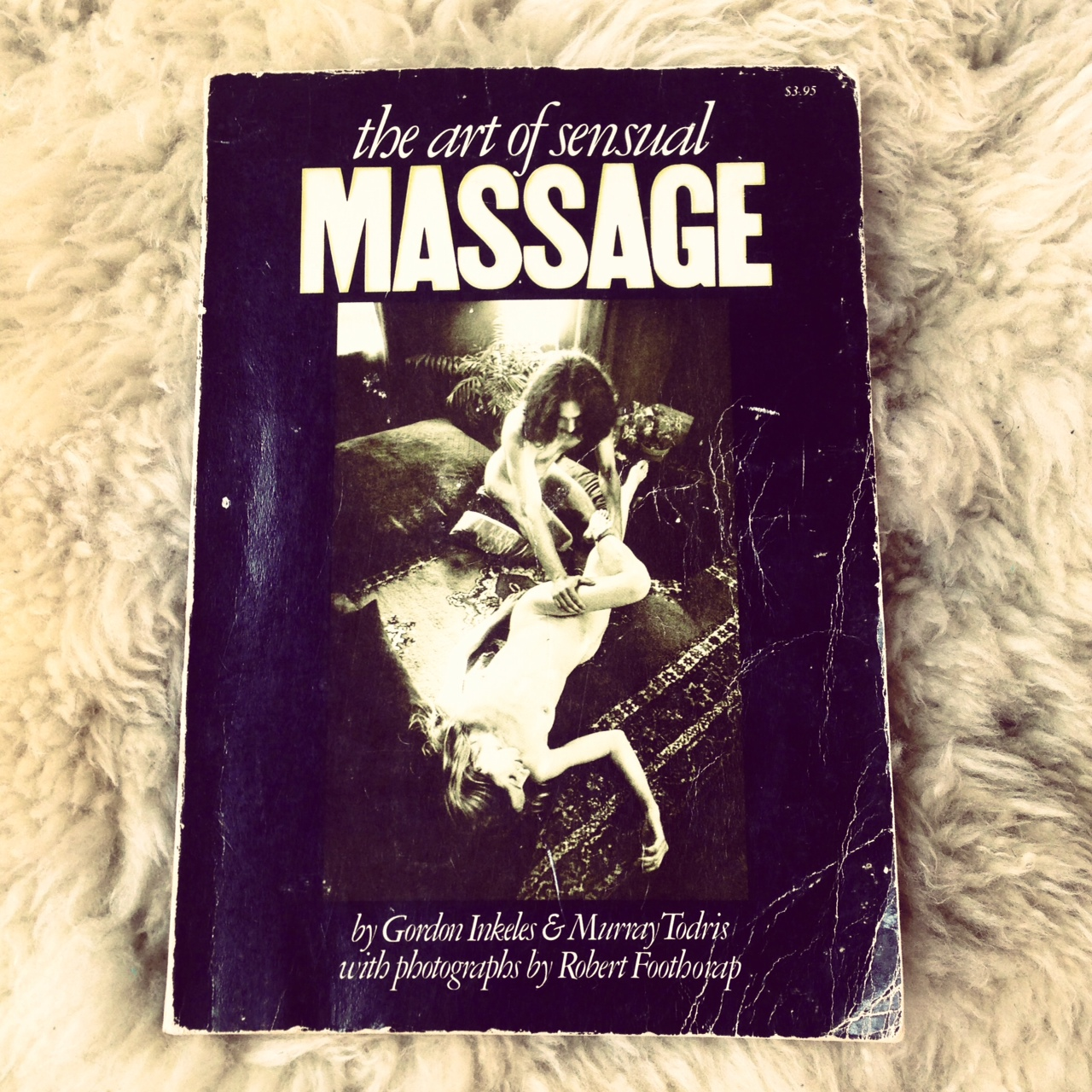 A Sensual Massage what we can learn from a 1970's guide to sensual massage