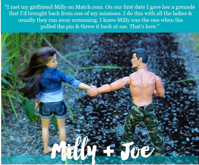 Joe + milly