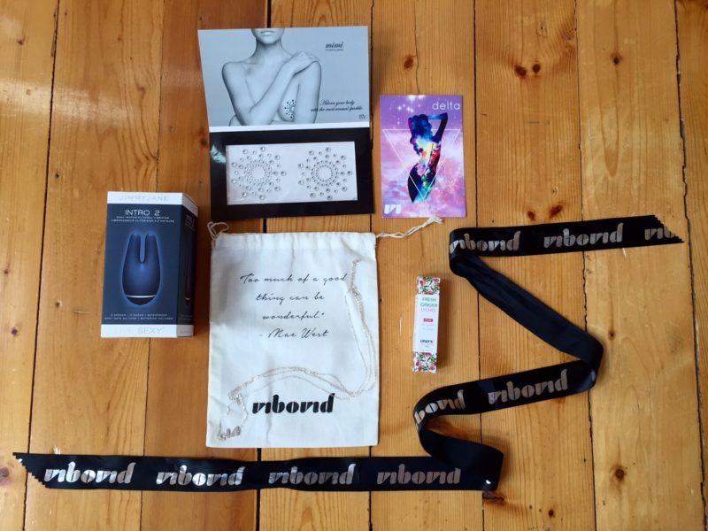 Unbound Subscription Box