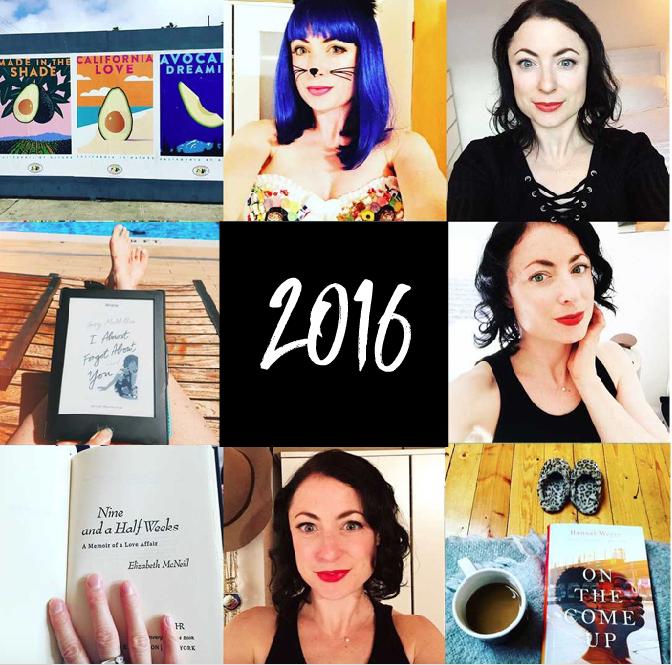 2016: My Year of Work Hard, Play Hard & Tacos