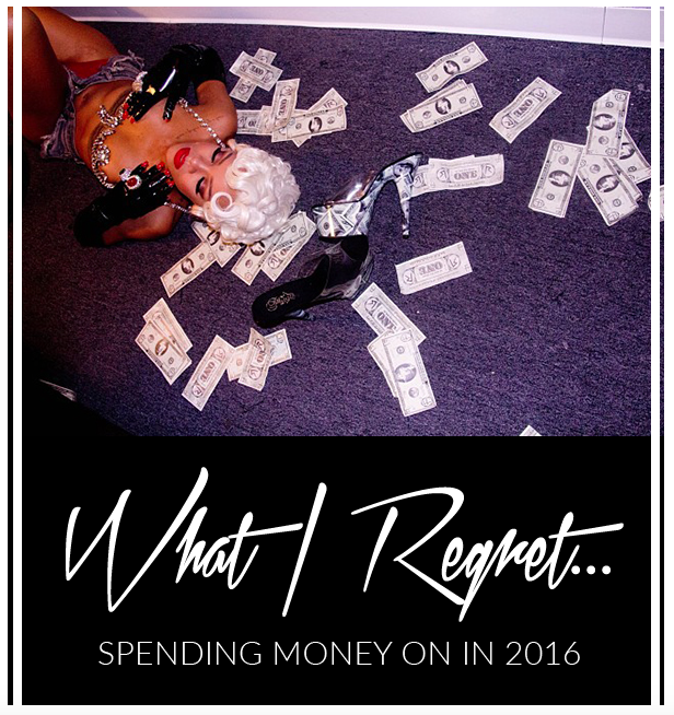 7 Things I Regret Spending Money On
