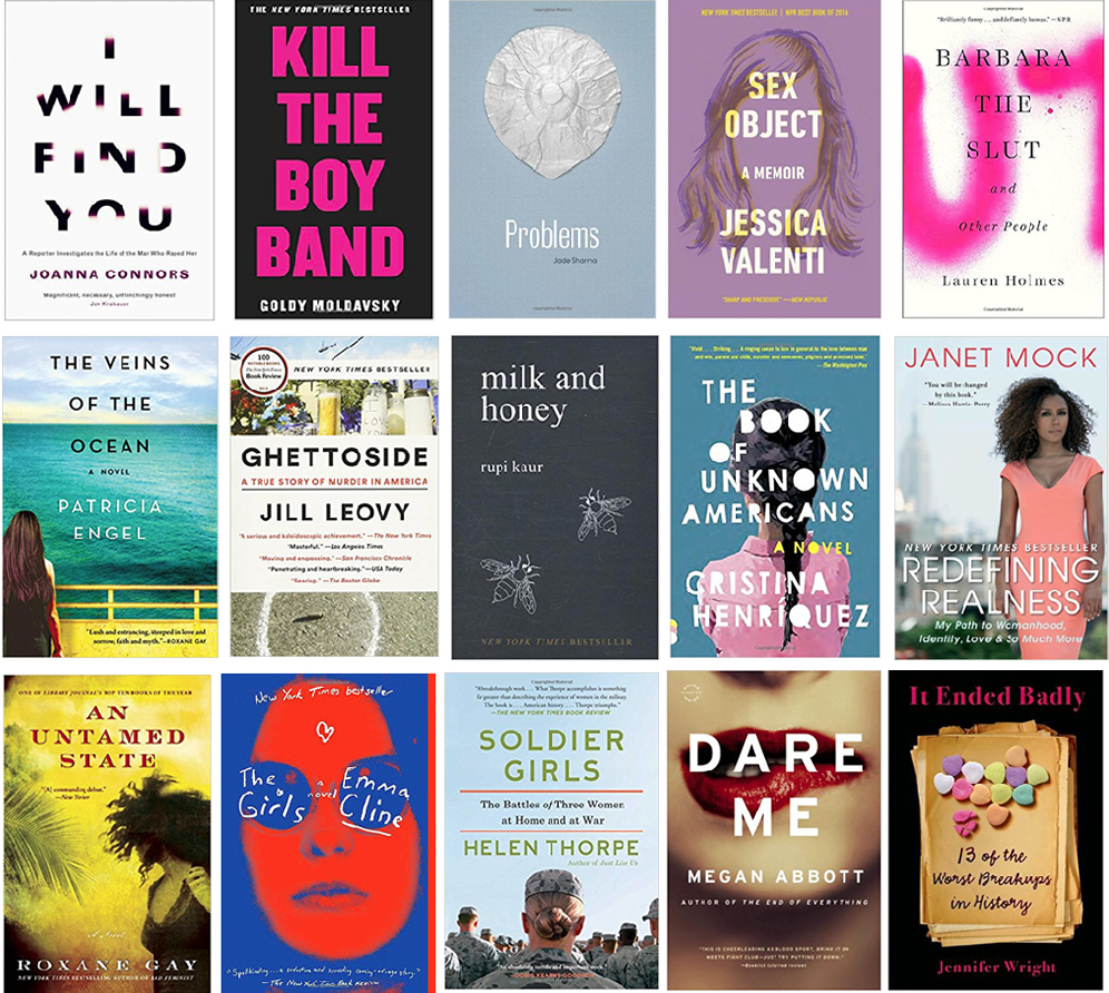 15 must read books by female authors