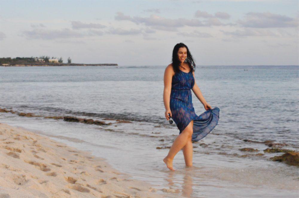 Beach bay dress