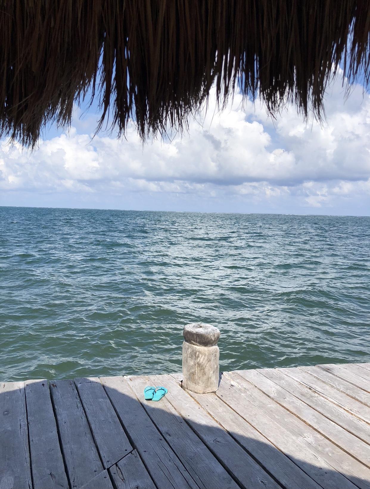 the dock at desire riviera maya resort